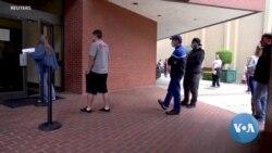 VOA英语视频: 新冠病毒流行期间,失业美国人陷入困境