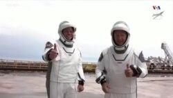 SpaceX-ը վերացրեց ռուսական մենաշնորհը տիեզերագնացության ոլորտում