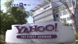 VOA60 America - Yahoo says a data breach in August 2013 exposed information held in more than 1 billion user accounts