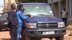 Vidéo VOA Afrique de l'attaque du Radisson de Bamako