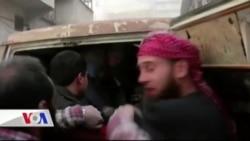 Suriye'deki Çatışmalar Ateşkesi Tehdit Ediyor
