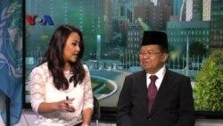 Wawancara VOA dengan Wapres Jusuf Kalla tentang Lobi RI Jadi Anggota Tak Tetap DK PBB