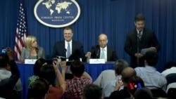 美國鼓勵台灣拓展國際空間