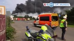 Manchetes mundo 27 Julho: Alemanha - Cinco desaparecidos e vários feridos em explosão em Leverkusen
