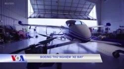 Boeing thử nghiệm 'xe bay'
