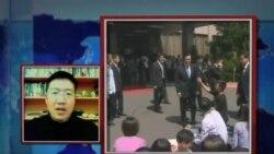 VOA连线:马英九出席国家人权报告发布记者会