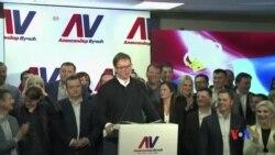 2017-04-03 美國之音視頻新聞: 塞爾維亞總統選舉 保守派候選人大勝 (粵語)