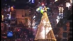 Atmosfera e festave në jug të Shqipërisë