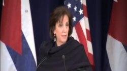 美國與古巴在華盛頓會談取得建設性進展