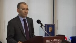 Human rights in Uzbekistan: National Press Club, May 14, 2018