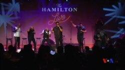 Hamilton Live: Naturally 7