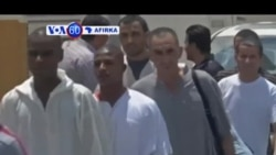 VOA60 AFIRKA: Kasar Libya Gwammnati Ta Saki Fursunonin Yaki Na Lokacin Ghaddafi A Kurkukun Misrata, Yuli 14, 2015