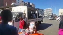 Zimbabwe Police Crush Tajamuka Protest