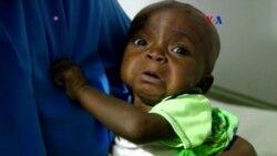 Crisis de hambre en África