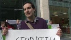 Пикет «За свободу слова. Против пропаганды»