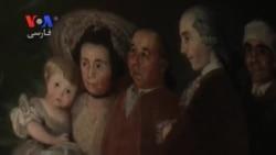پرتره های فرانسیسکو گویا در لندن