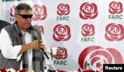La detención de Seuxis Hernández, exlíder de las FARC.