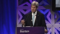 Kerry Promotes Clean Energy Policy