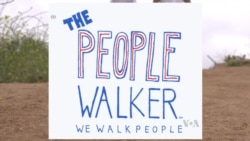 Companionship for $30 an Hour? Meet LA's 'People Walker'