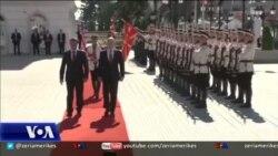 Sekretari amerikan i Shtetit, Jim Mattis viziton Maqedoninë