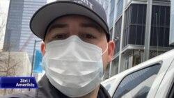 Polici shqiptaro-amerikan rrëfen përballjen e tij me koronavirusin