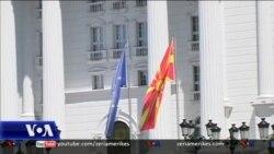 Maqedoni, përpjekjet për ndryshimet kushtetuese