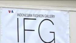 Indonesian Fashion Gallery di New York