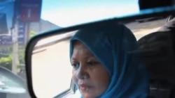 看天下: 埃及出现女出租车司机