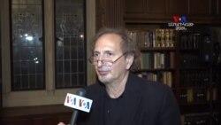 Ջորջթաուն համալսարանը հյուրընկալել է ամերիկահայ գրող Փիթեր Բալաքյանին