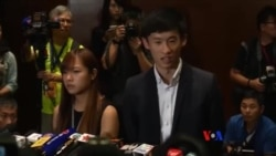 香港立法會上演驚人政治大戲