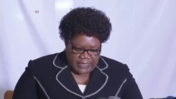 Former Zimbabwe Vice President Joice Mujuru, Declares Her Party Official