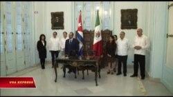 Hoa Kỳ và Cuba ký hiệp định biên giới biển