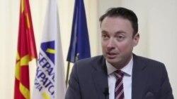 Горан Милевски, ЛДП