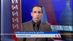 Washington Forum du 30 avril 2015 : la crise burundaise