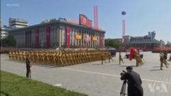 朝鲜庆祝建国70周年