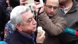 Սերժ Սարգսյանի դատավարությունը մեկնարկեց՝ փաստաբանի պնդմամբ․ մեկ անձի ցուցմունքով