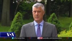 Thaçi: Askush nuk mund ta rishkruajë historinë e Kosovës