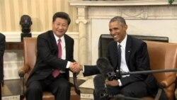 China y EE.UU. se unen para combatir el cambio climático