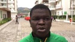 JO 2016: Bamba Kasse, directeur de la communicaiton pour la fédération sénégalaise de Basket