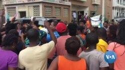 Humoristas são-tomenses acusados de incitar à violência