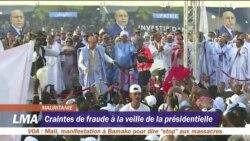 La Mauritanie se prépare à voter pour la présidentielle