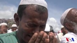 Rohingyas observe anniversary