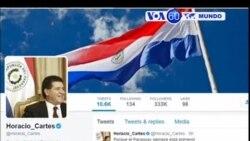 Manchetes Mundo 18 Abril 2017: Presidente do Paraguai diz que afinal não concorre a novo mandato