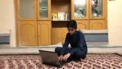 دانش آموز افغان مقام اول را در مسابقات ریاضی به دست آورد