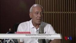 Vashington choyxonasi: Rejissor Nabijon Razzoqov bilan suhbat
