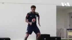 'Yan Brazil Na Fatan Neymar Zai Taimaka Wajen Ci Wa Kasar Kofin Duniya A Karo Na Shida