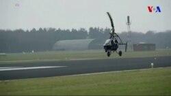 Niderlandda uçan maşın hazırlanıb
