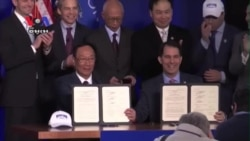 Hopes, Fears in $10 Billion Deal to Bring Taiwanese Manufacturer to Wisconsin