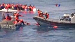Migración y refugiados un problema compartido