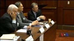 Як у США коментують політичне напруження, яке виникло між Україною та Угорщиною через мовне питання в новому законі про освіту. Відео